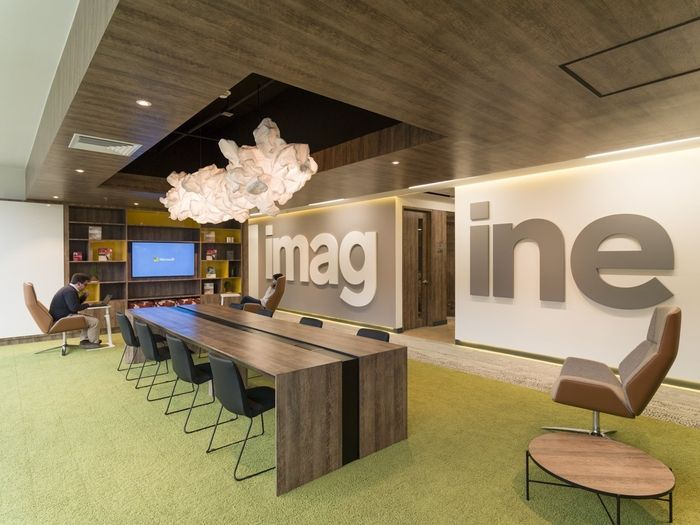 Best Office  Caffe  Shop Images On   Architecture