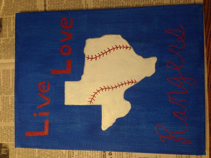 Live Love Texas Rangers