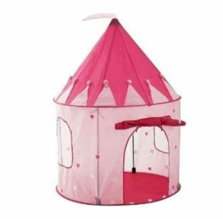 Play house tent castle toy outdoor structures tunnels indoor huts costume teepee $48.00 http://cgi.ebay.com/ws/eBayISAPI.dll?ViewItemitem=321311575962