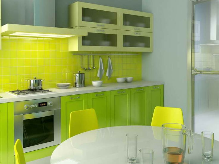 Green Cabinets Kitchen Lime Green Kitchen Cabinets, Green Kitchen