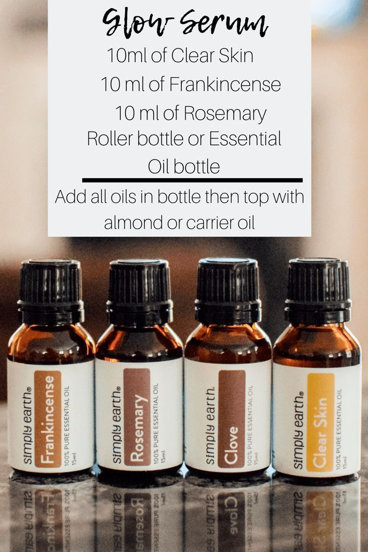 Diy Essential Oil Skin Care Blends For Combination Skin Oil Skin Care Essential Oils For Skin Oils For Skin