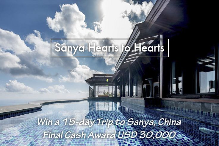 """Take the last chance to win 15-day #FreeTrip to #Sanya, #China, and even $30,000! Join #SanyaHearts toHearts NOW with the 2 simple steps! 1. Comment """"I want to join #SanyaHeartstoHearts"""" or leave any comment below to enroll and be lucky for a #gift.  2. Two clicks to issue your invitation post https://app.gotrips.net/#goto2 and compete for the final big prize. #SanyaH2HRecruitment #Whererefreshingbegins #360Sanya"""