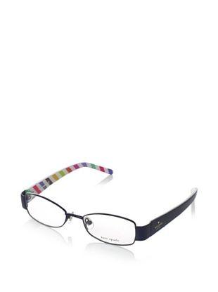 Kate Spade Women's Alanis Eyeglasses, Navy