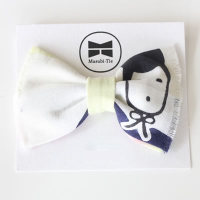 one-of-a-kind handmade bow tie