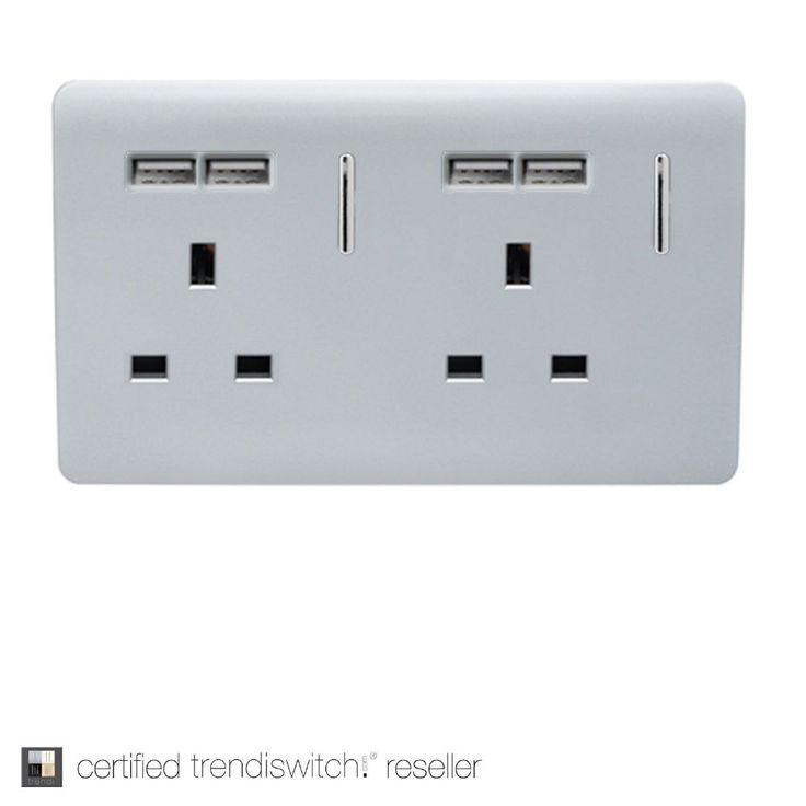The 77 best Trendi Light Switches & Plug Sockets images on Pinterest ...