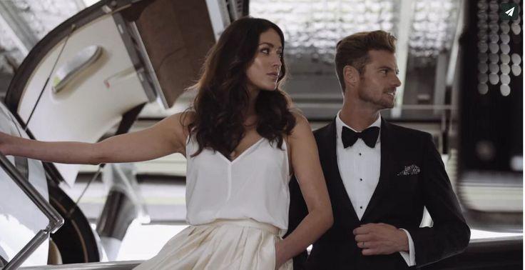 working style campaign | juliette hogan bridal