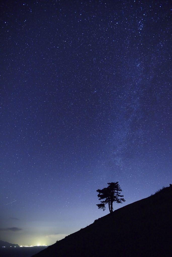 Twinkle twinkle little stars