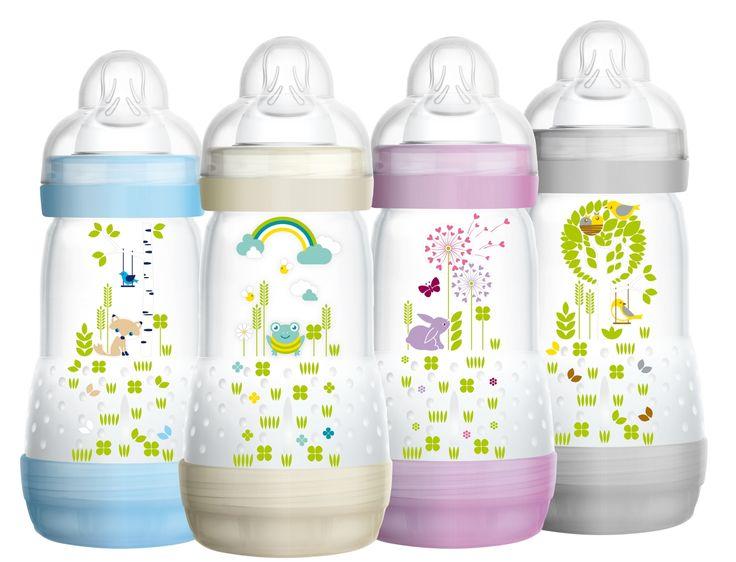 MAM Anti-Colic Babyfläschchen feiert 10-jähriges Jubiläum