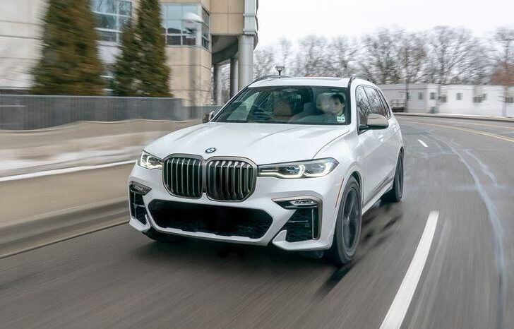 2021 Bmw X7 Xdrive 40i Suv Price Overview Review Photos Pakistan Fairwheels In 2020 Bmw X7 Bmw Suv Suv Prices