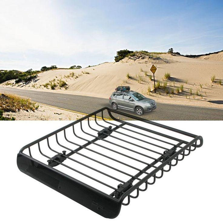 best 20 roof rack basket ideas on pinterest cargo roof. Black Bedroom Furniture Sets. Home Design Ideas
