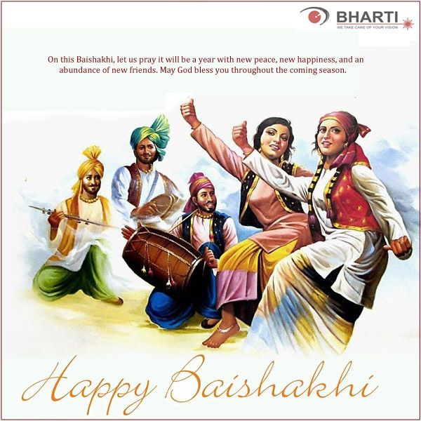 May this special day of Baisakhi hold in store- the fulfillment of all hopes and dreams that you aspire for. May Wahe Guruji accept your good deeds, bring all the years full of love and contentment.  Happy Baishakhi