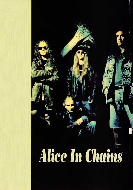 Layne Staley, 34, Alice in Chains' Singer, Dies - The New ...