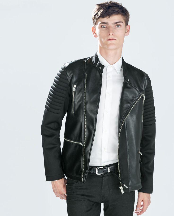 17 best images about biker jacket on pinterest chrome. Black Bedroom Furniture Sets. Home Design Ideas