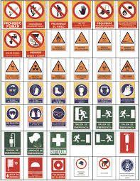 """De acuerdo con la Directiva 92/58/CEE, se entiende por señalización de seguridad y de salud a """"la que referida a un objeto, actividad o situación determinadas, proporcione una indicación o una obligación relativa a la seguridad o la salud en el trabajo mediante señal en forma de panel, un color, una señal luminosa o acústica, una comunicación verbal o una señal gestual, según proceda"""""""