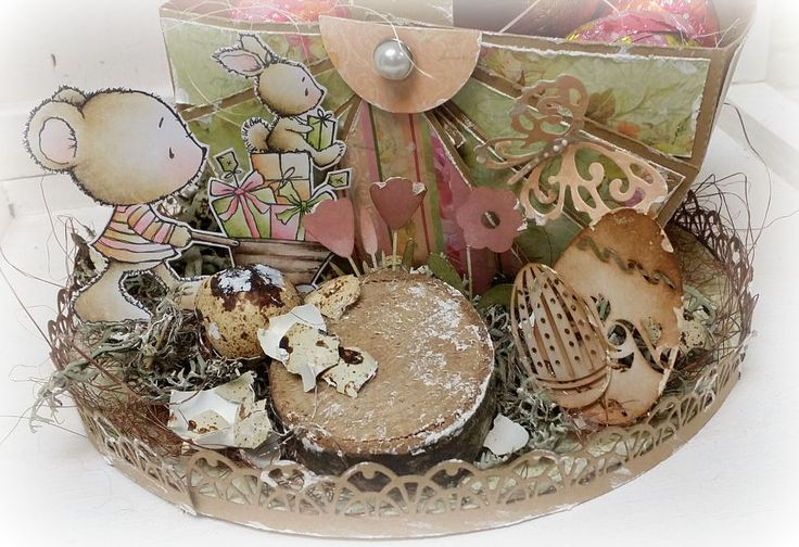 470.713.580 Dutch Box Art Basket