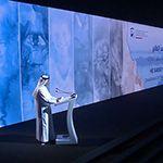 Seine Hoheit Scheich Maktoum bin Mohammed bin Rashid Al Maktoum ehrt 10 Gewinner aus 8 Ländern anlässlich des Mohammed bin Rashid Al…