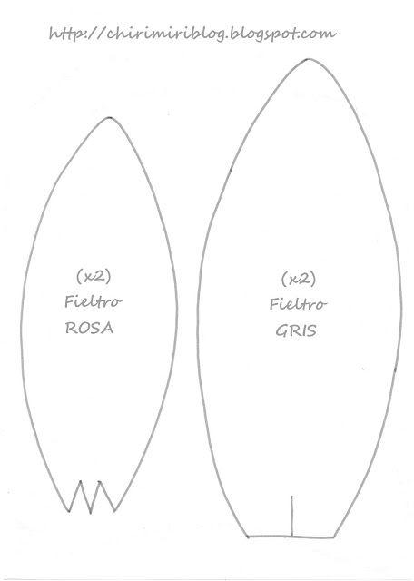 DIY - Unas divertidas orejas de conejo - Ears for Rabbit Custome | La mar de ideas DIY