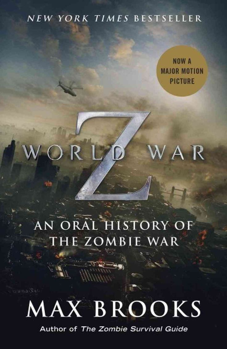 """Teen Review: """"World War Z: An Oral History of the Zombie War"""" by Max Brooks"""