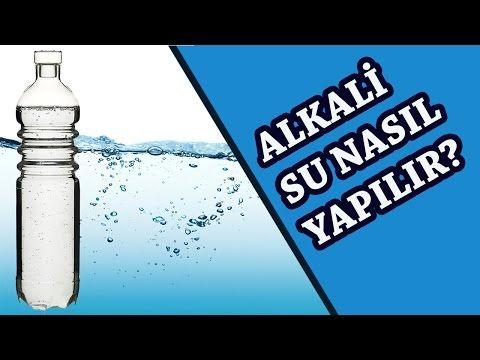 Karbonat İle Alkali Su Hazırlayarak Zayıflayın | Hatunzade.Com