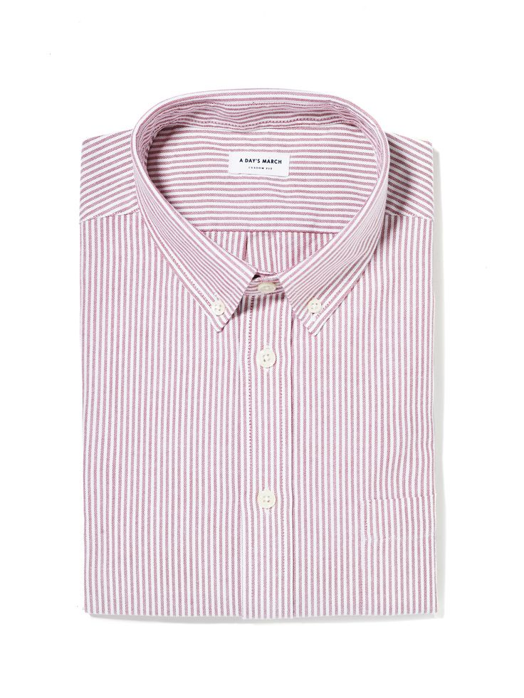 OXFORD STRIPE « A Day's March