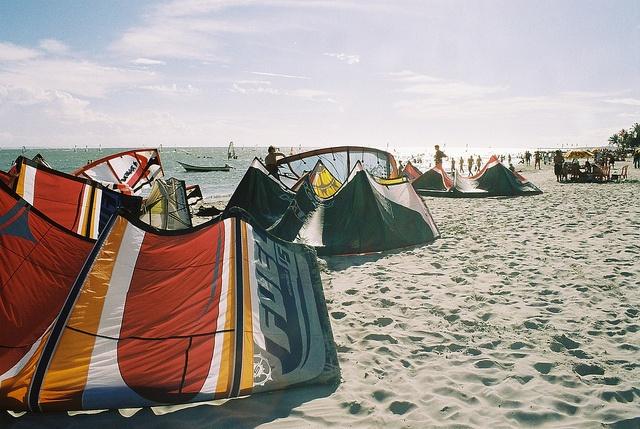 Playa el yaque, isla de margarita, Venezuela