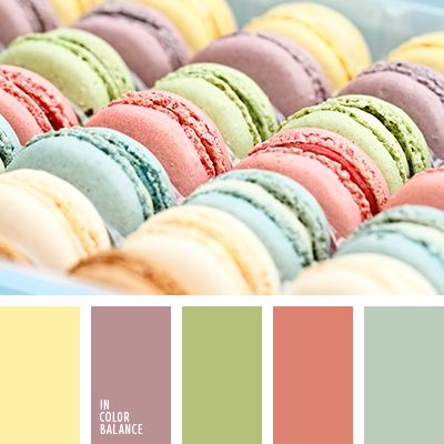 """""""пыльный"""" зеленый, """"пыльный"""" розовый, бледно-желтый, желтый, зеленый, кирпичный, лиловый цвет, оливковый, пыльные оттенки пастельных тонов, пыльный сиреневый, цвет вишневого макаруна, цвет вишневых макарун, цвета макарун."""