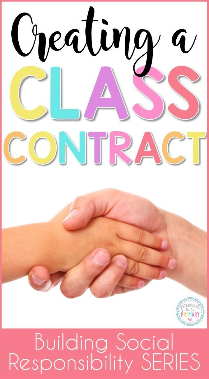 Teachers, are you hoping build student social responsibility and encourage good behavior? Creating a classroom contract using children's ideas about what a great classroom should be is the perfect alternative to traditional classroom rules. The anchor cha