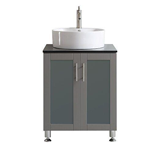 "Vinnova 745024-GR-BG-NM Tuscany 24"" Single Vanity in Grey... https://www.amazon.com/dp/B01HEJH69W/ref=cm_sw_r_pi_dp_x_Mq9HybG65GEJ3"