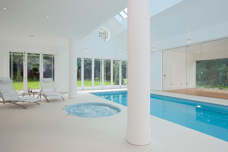 48 best Indoor Swimming Pool images on Pinterest | Indoor pools ...