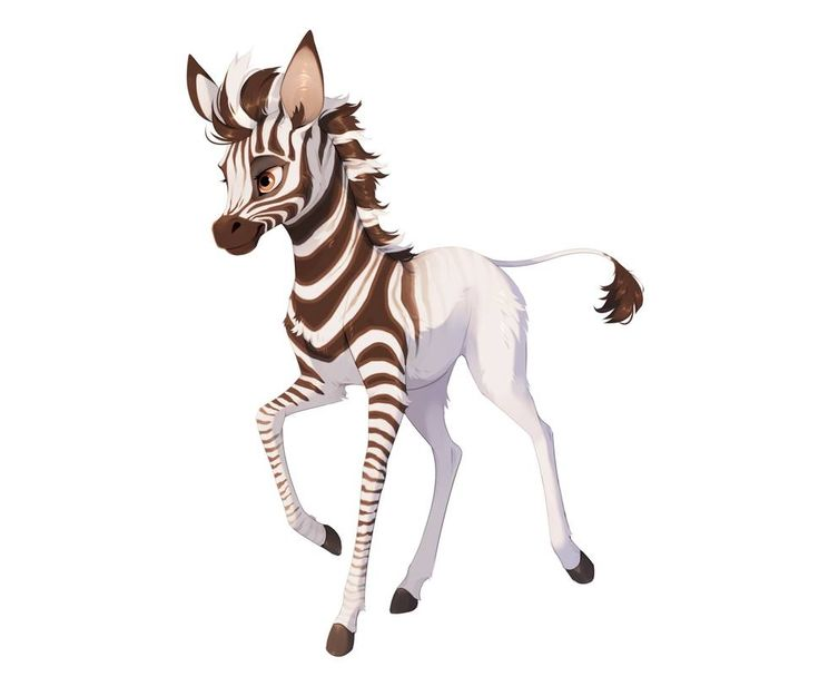 Khumba By Reysi On Deviantart Zebra Art Animal Drawings Cartoon Animals