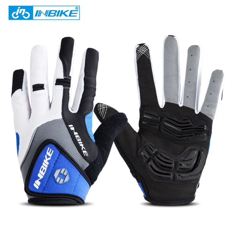 INBIKE Bicycle Bike Cycling Gloves Full Finger Gel Padded Outdoor Sports Skiing Glove Motorcycle Racing Climbing Gloves ciclismo * AliExpress Affiliate's Pin.  Locate the AliExpress offer simply by clicking the image