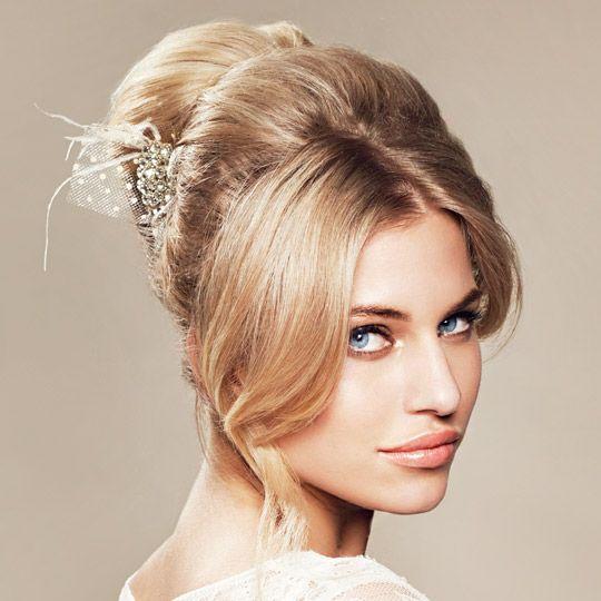 Brudfrisyr, gör den själv! / Bridal hair, DIY