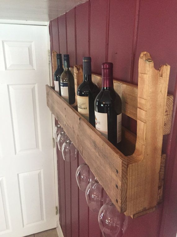 Plus de 25 id es g niales de la cat gorie vin palette sur pinterest casiers bouteilles - Casier a bouteille a faire soi meme ...