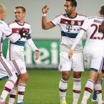 Thomas Muller: penalty was enough to give Bayern Munich victory over CSKA in Moscow