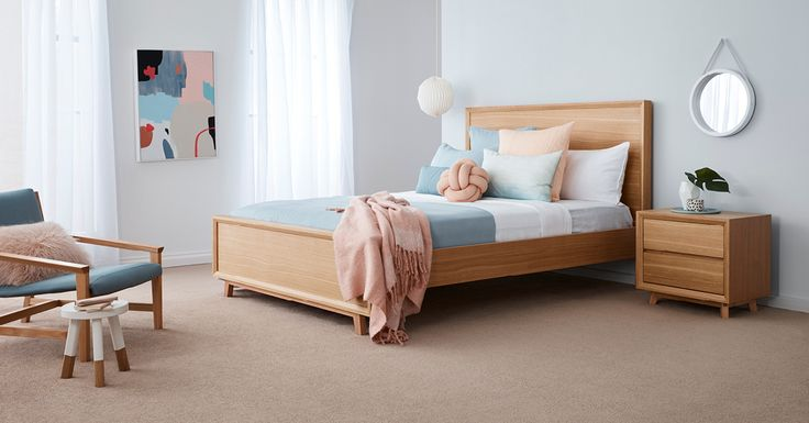 The Bounty Bedroom suite with Alexa Armchair.