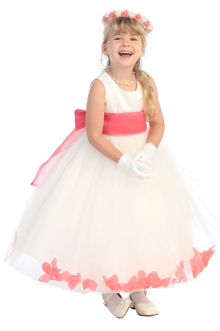 29 best images about Flower Girl Dresses on Pinterest | Taupe ...