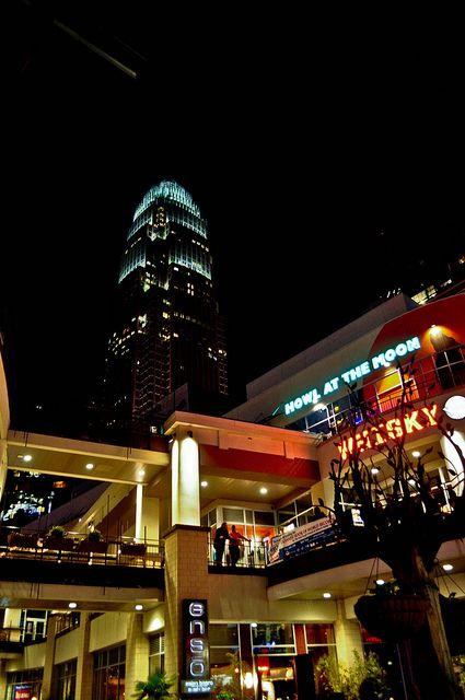 Downtown Charlotte, NC