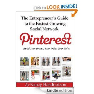 Pinterest: Free KindleBook - find out how to get new followers, pin ideas and more~