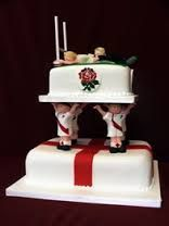 Image result for rugby cakes ideas