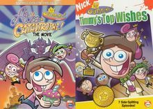 The Fairly OddParents: Abra-Catastrophe/Timmy's Top Wishes [DVD]