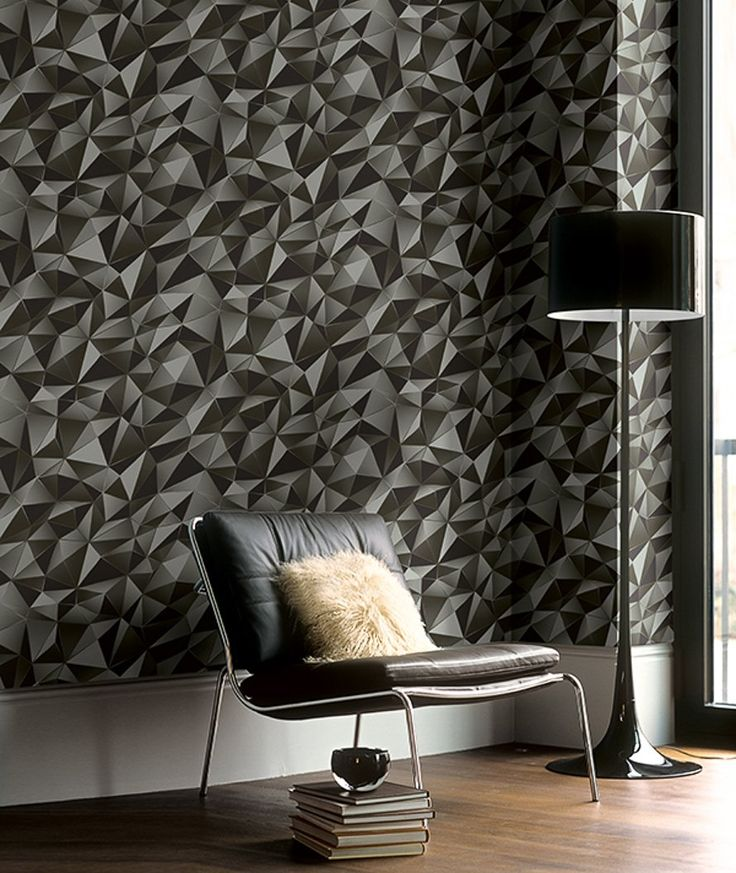147 best images about geometric wallpapers on pinterest for 3d interior wallpaper