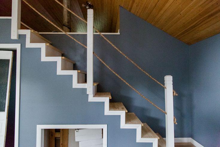 Best Aug 28 Diy Rope Stair Railing Diy Stair Railing 400 x 300