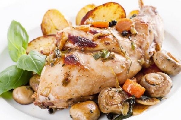 Простые рецепты: Как запечь кролика в духовке – 5 вариантов