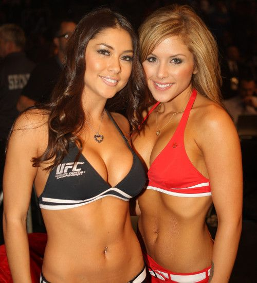 Can not Nude ufc ring girls adult that can