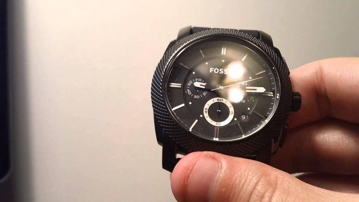 Review Fossil FS4487 Best Men's Watch Under 100