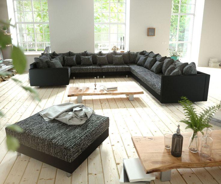 Wohnlandschaft oval  Die besten 25+ Billige sofas Ideen auf Pinterest | Balkonmöbel set ...