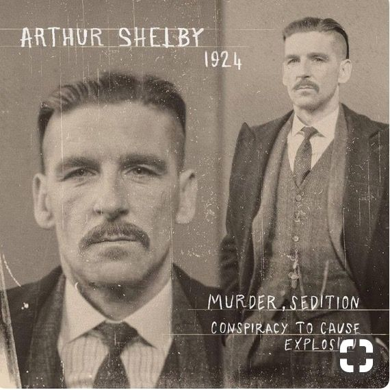arthur shelby