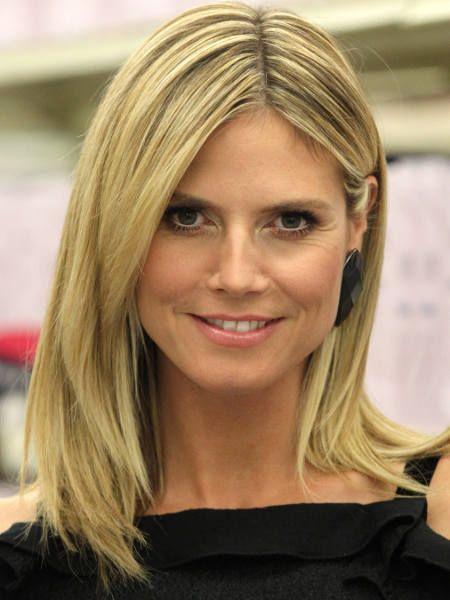 Heidi Klum Sie Schimpft über Ihre Mädchen хайди клум Pinterest
