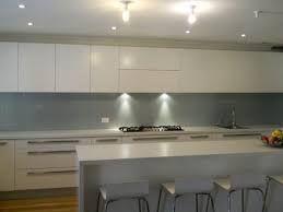 Image result for glass splashbacks kitchen