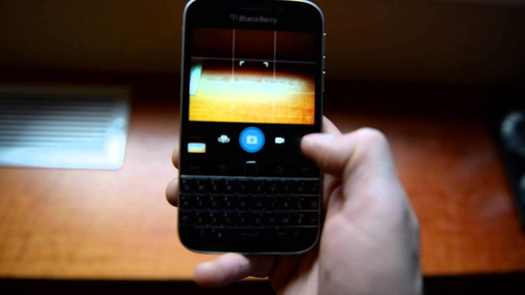 BlackBerry Classic Hands-on Review- MobileSyrup.com